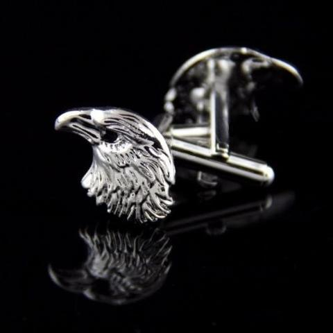 Eagle's Head Cufflinks - 2