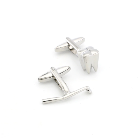 Cufflinks for dentists - 2