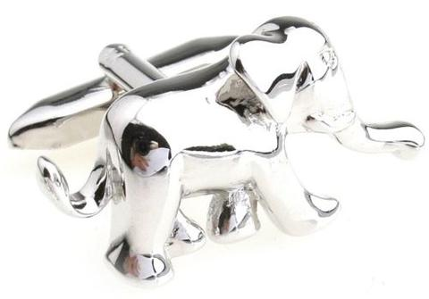 Elephant Baby Cufflinks - 2