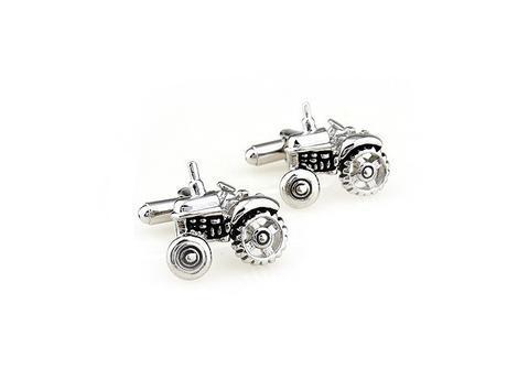 Cufflinks tractor - 2