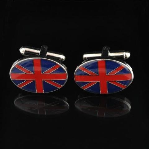 Union Jack Cufflinks - 2