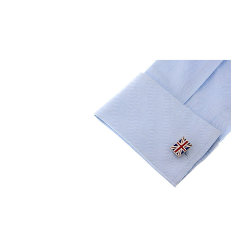 Union Jack GB Cufflinks - 2
