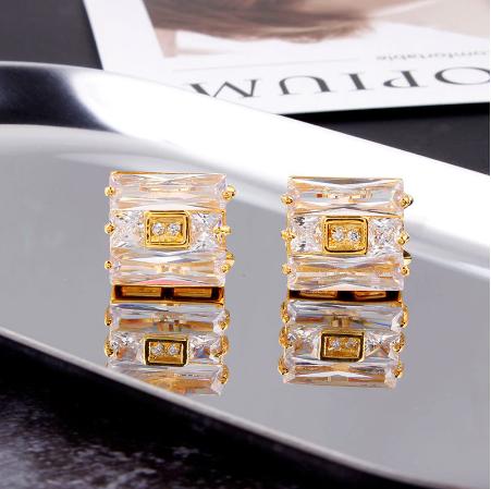 Cufflinks crystal variation - 2