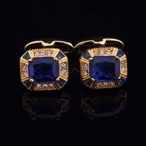 Luxury Golden Grail Cufflinks - 2