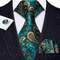 Cufflinks with tie and scarf - 2/3