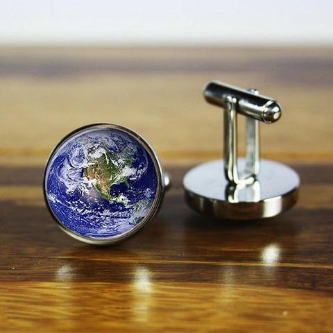 Earth - America Cufflinks - 3