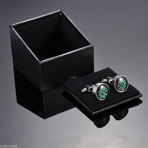Compass Cufflinks - 3