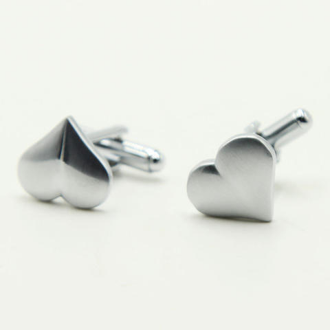 Valentine Heart Cufflinks - 3