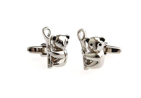 Koala Cufflinks - 3