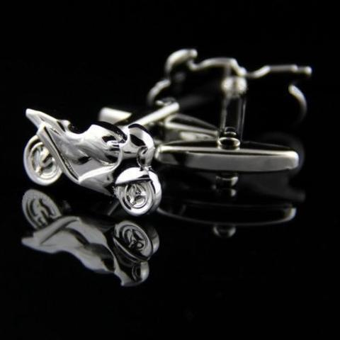 Road Bike Cufflinks - 3