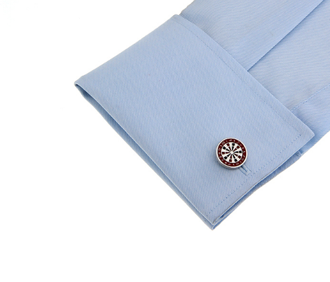 Cufflinks with clip and arrow - 3