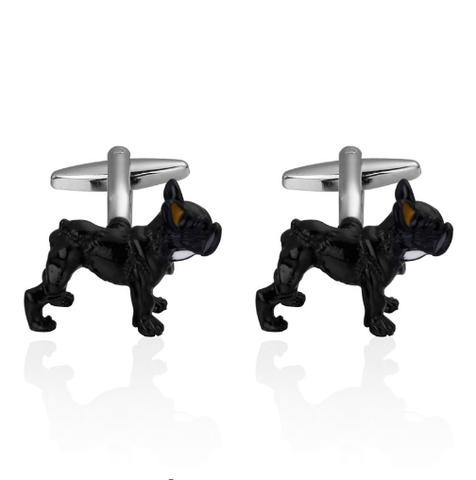 Cufflinks bulldog - 3