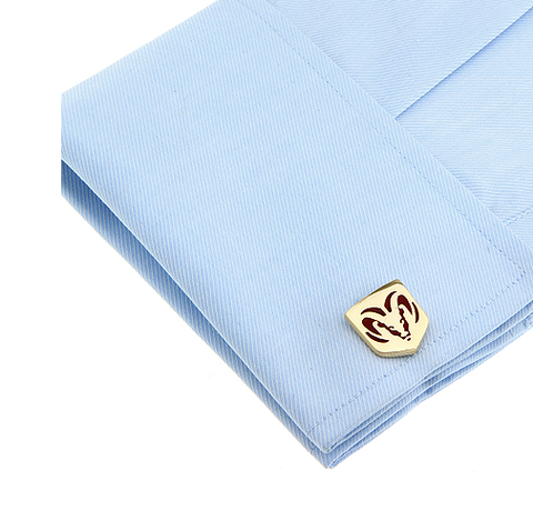 Dodge car cufflinks - 3