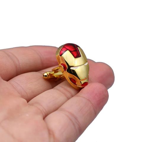 Iron Man Marvel Cufflinks - 3
