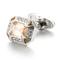 Cufflinks Amber teardrop - 3/3