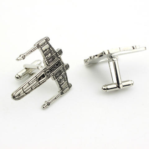 Star Wars X-Wing Fighter Cufflinks - 3
