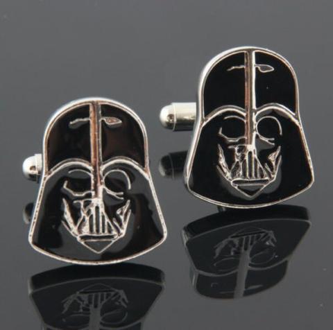 Darth Vader Helmet Cufflinks - 3