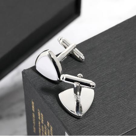 Cufflinks Luxus triangle - 3