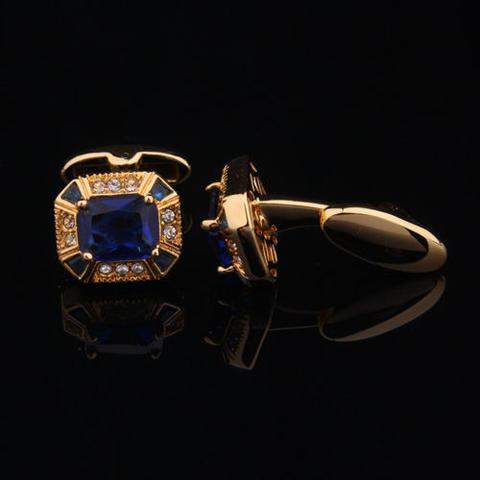 Luxury Golden Grail Cufflinks - 3