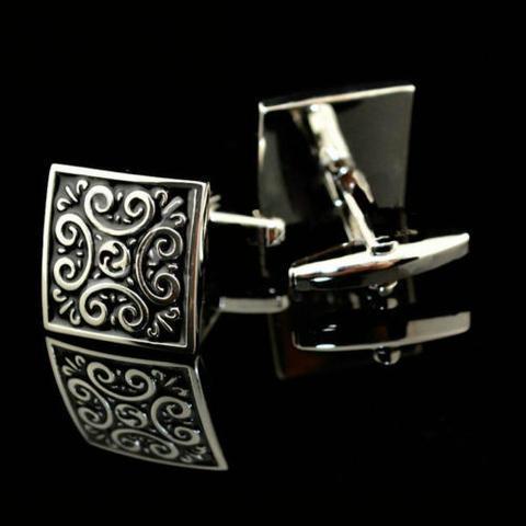 Medieval Ornament Cufflinks - 4