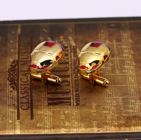 Iron Man Marvel Cufflinks - 4