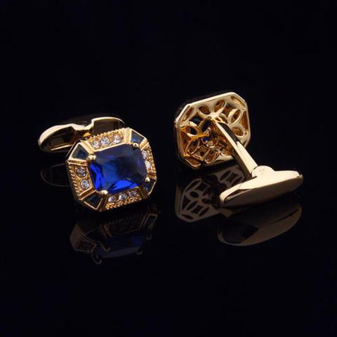 Luxury Golden Grail Cufflinks - 4