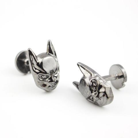 Batman Mask Cufflinks - 5
