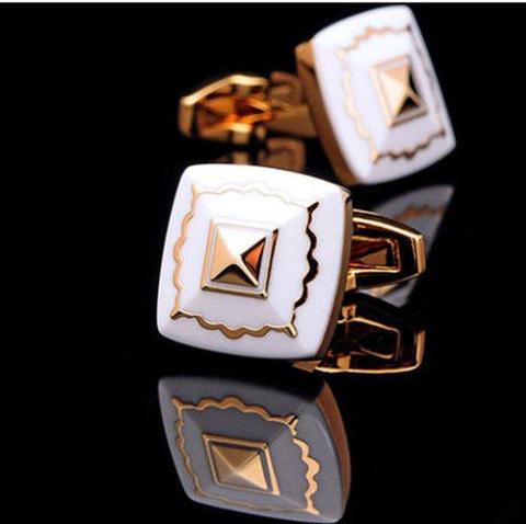Pyramid Cufflinks - 5