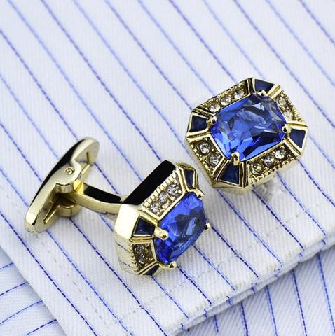 Luxury Golden Grail Cufflinks - 5